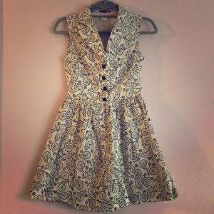 ModCloth bicycle dress (size small)